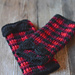 Plaid Arm Warmers pattern