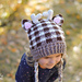 Woodland Animal Hats pattern