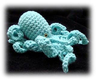 Amigurumi octopus - free pattern - craftlove.co | 269x320