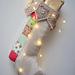 Handmade Christmas Stocking pattern