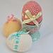 Ribbon Egg pattern