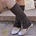 Lindy Legwarmers & Boot Cuffs pattern