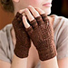 Inlaid Lace Mitts pattern