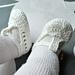 One Strap Baby Sandals pattern