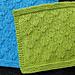 Dandelion Dishcloth pattern