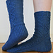 Sine Socks pattern