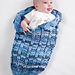Blue Papoose pattern
