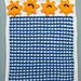 Twinkle Star baby blanket pattern
