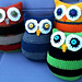 Owl Pillows pattern