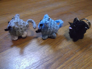 Amigurumi Pattern: Pusheenicorn - Pusheen Unicorn Cat - Tarturumies | 239x320