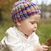 Anu Baby Hat pattern