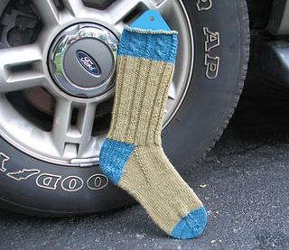 For Better or Worsted Socks