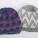 Mosaic Knit Hat pattern