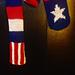 Captain America scarf pattern