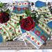 Roman de la Rose Socks pattern