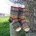 Land Girl Socks pattern