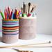 Dress-Me-Up-For-Wintertime Pencil Holder pattern