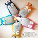 """Music Owl """"LULA"""" pattern"""