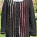 Gradient Stripe Jacket pattern