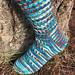 New Brunswick Socks pattern