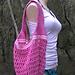 Market Bag 1 Strap Crochet Tutorial pattern