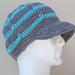 Jacobs Ladder Hat - optional Brim / Peak pattern