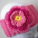 Crochet Layered Flower pattern