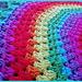 Round Granny Rug/Blanket pattern
