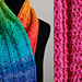 Cable Scarf or Chunky Blanket pattern