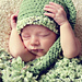 Elf style beanie hat pattern