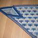 Cornflower-shawl pattern