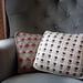 Tulip Culpeper Cushion pattern