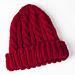 Bonnie's Cable Hat pattern