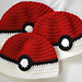 Poke'ball Hat pattern