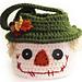 Scarecrow Basket pattern