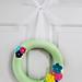 Crochet Wrapped Wreath pattern