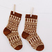 Sisters United Socks pattern