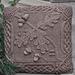 Celtic Oak Pillow pattern