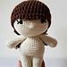 Emily Doll pattern