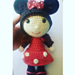 Little Sister Mouse Doll pattern