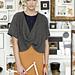 #12 Drape Front Sweater pattern