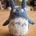Chu Totoro Toy pattern