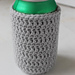 Soda/Beer Can Cozy pattern