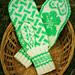 Saint Patrick Mittens pattern