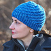Bristol Diagonal Ribbed Hat pattern