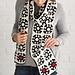 Back to Black scarf pattern