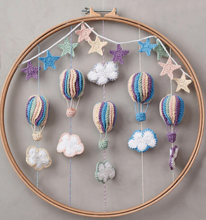 Ravelry Hot Air Balloon Loop Pattern By Sara Huntington