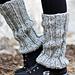 Leg Warmers : Daring pattern