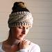 Headband : Cable Knit pattern