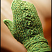 #03 Green Autumn (Druid Mittens) pattern